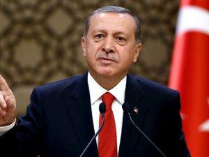 Erdoğan: Mücadelemiz adeta yeni bir kurtuluş mücadelesidir