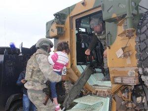 Nusaybin'de dağ kadrosundan 350 terörist sıkıştırıldı