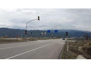 Sinop Kavşağına Trafik Sinyalizasyon Sistemi