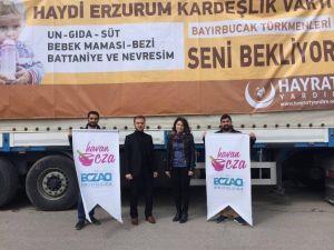 Türkmenleri Unutmadılar