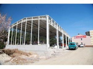 Geyve İtfaiyesi'ne 5 Araçlık Yeni Garaj