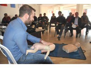 Çevre Sağlığı Personeline İlk Yardım Eğitimi