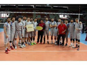 Adana Toros Byz Spor'da Hedef 4'lü Final Grubuna Kalmak