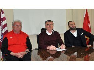 Bandırmaspor Teknik Direktörü Ertekin: