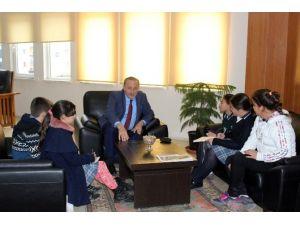 Öğrenciler Sordu, Başkan Atabay Yanıtladı