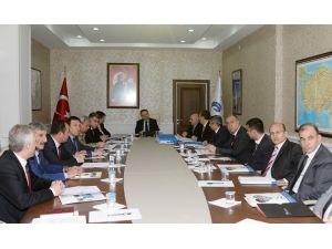 Karayolu Trafik Güvenliği Eylem Planı Koordinasyon Kurulu Toplantısı Yapıldı