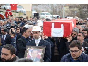 Şehit Emniyet Amiri Gaffari Güneş Malatya'da Toprağa Verildi
