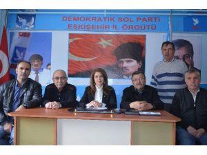 DSP Genel Başkan Yardımcısı Dilara Tambova: