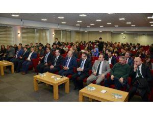 Hitit Üniversitesi'nden 'Yeni Anayasa Ve Başkanlık Sistemi' Paneli