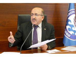 Başkan Gümrükçüoğlu'dan Su İle İlgili İddialara Cevap