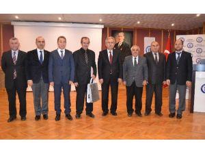 BÜ'den Şiddet Yanlısı Selefi Gruplar Tespitler Ve Değerlendirmeler Konulu Bir Konferans