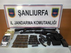 Şanlıurfa'da PKK/pyd Operasyonunda 30 Gözaltı