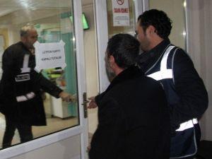 Gözaltına Alınan HDP'liler Hastaneye Çıkarıldı