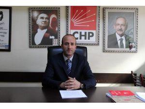 Gümüşhane'de CHP Merkez İlçe Yönetimi İstifa Etti