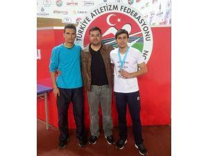 Aydınlı Atletlerden Türkiye Başarısı