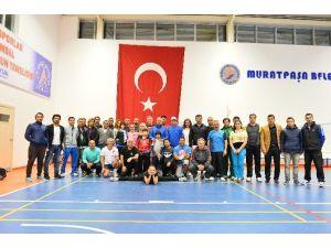 Muratpaşa'dan Şehitlere Saygı Turnuvası