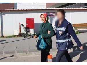 HDP Adıyaman İl Eş Başkanı Ve Milletvekili Adayı Gözaltına Alındı