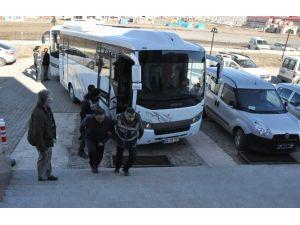 Kars'ta Fetö/pdy Operasyonu: 24 Gözaltı
