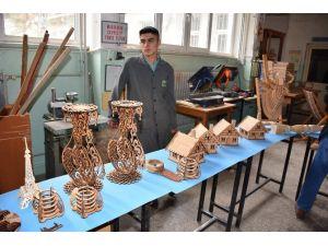 Dursunbey'de Ahşap Çeşitliliğini Arttıracak Proje