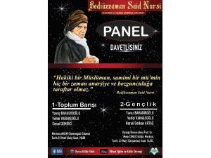 Bediüzzaman Said Nursi Bursa'da Anılacak