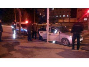 Şüpheli Araç Polis Ekiplerini Harekete Geçirdi
