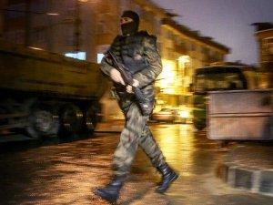 Van'da bin polisle PKK operasyonu