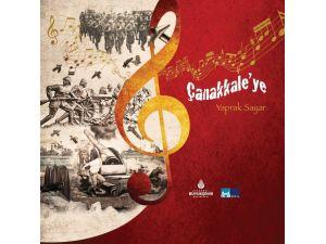 Çanakkale'nin Yürek Yakan Türküleri Bu Albümde