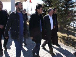 DBP Eş Genel Başkanı Kamuran Yüksek Gözaltında