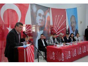 """Barut: """"Karataş Adana'nın Yükselen Değeri Olacak"""""""