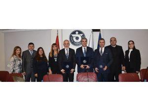 İzmir Ticaret Odası Tahkim Protokolü İmzaladı
