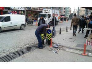 Engelliler İçin Yollarda Önlem