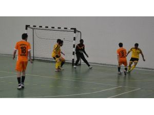 İnönü Üniversitesi, Salon Futbolunda Finale Yükseldi