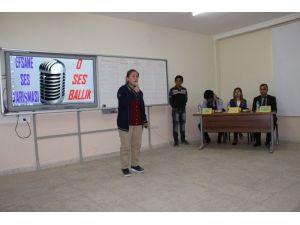 Fen Ve Teknoloji Dersinde 'O SES Ballık' Yarışması