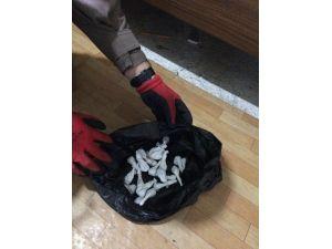 Denizli'de Uyuşturucuya 4 Tutuklama