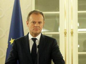AB Konseyi Başkanı Tusk: Anlaşmayla ilgili ihtiyatlıyım