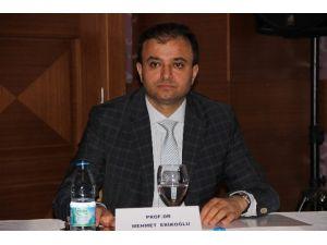 Konya'da 2. Endokrin Cerrahi Günleri Paneli Yapıldı