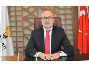 AK Parti Osmangazi İlçe Başkanı Ali Yılmaz: