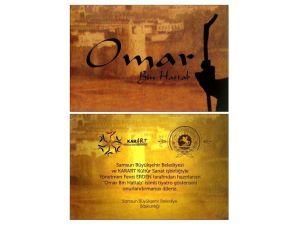 Omar Bin Hattab İsimli Tiyatro Samsun'da