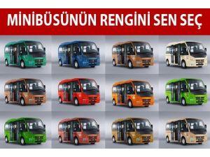 """Büyükşehir'in Anketinde 11 Bin 123 Kişi """"Turuncu"""" Dedi"""
