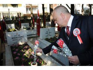 """Başkan Ergün, """"Ülkemiz Çanakkale Ruhuyla Bu Zor Günleri Atlatacak"""""""