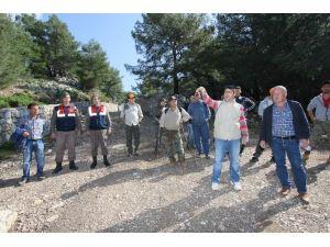 Fethiye'de Kayıp Şahsı Arama Çalışmaları Sürüyor
