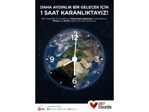 Esas 67 Burda'dan Dünya Saati Uygulaması'na Destek