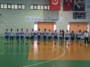 Üniversite Spor Kulübü 2. Lige Yükseldi
