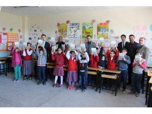 Samsat'ta Kitap Okuma Kampanyası Başlatıldı