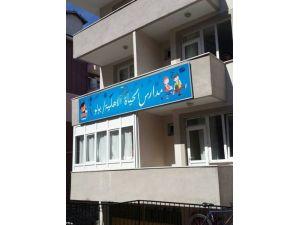 Bolu'da Arapça Anaokulu Açıldı