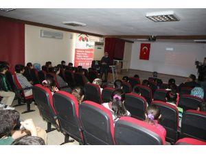 Toroslar Belediyesi'nden Öğrencilere Çanakkale Zaferi Konferansı