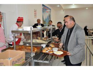 Sorgun Belediyesi Personel Yemekhanesini Hizmete Açtı