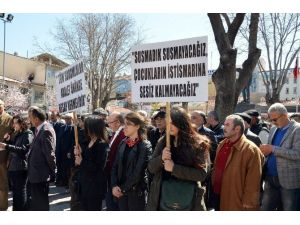Karaman'da Cinsel İstismara Sendikalardan Tepki