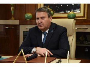 """Başkan Çerçi: """"Çanakkale Ruhuna İhtiyacımız Var"""""""