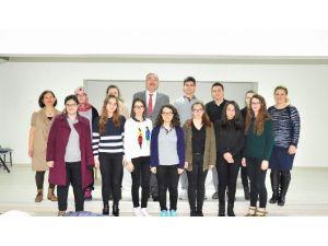 Lüleburgaz Lisesi Öğrencilerinden Belediyeye Ziyaret